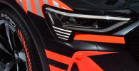 Audi e-Tron. Архив