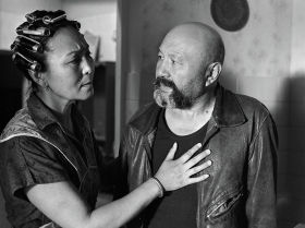 Кыргыз элинин легендарлуу актеру Советбек Жумадылов