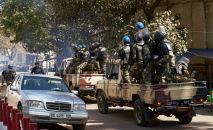 Малийские сотрудники ОМОНа. Архивное фото