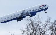 Самолет авиакомпании British Airways. Архивное фото