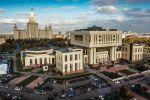Москва мамлекеттик университетинин имараты. Архив