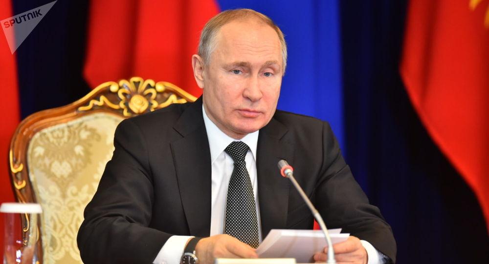 РФ президенти Владимир Путин