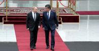 Эгер Путиндин Кыргызстанга келиши боюнча маалымат ала элек болсоңуз, бир видеодон бардыгын көрүп алыңыз.