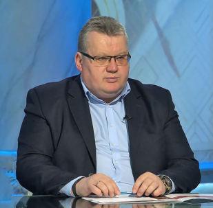 Член президиума общероссийской организации Офицеры России полковник запаса Андрей Головатюк. Архивное фото