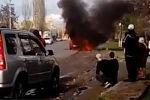 Известно, что водитель автомобиля не пострадал.