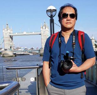 Телевизионный продюсер, автор многих успешных проектов Равшан Личаню