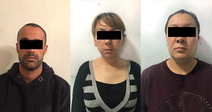 В аэропорту Оша задержали троих граждан соседних стран с партией героина