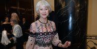 Оскар сыйлыгынын ээси 73 жаштагы Хелен Миррендин архивдик сүрөтү