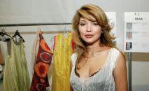 Старшая дочь первого президента Узбекистана Ислама Каримова Гульнара. Архивное фото