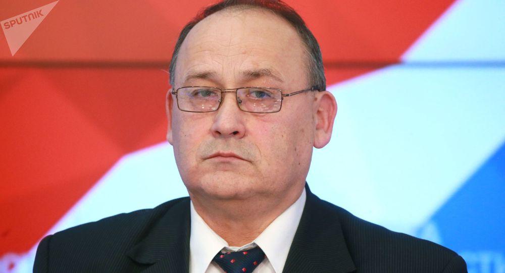 Директор Института стратегического планирования, доктор политических наук Александр Гусев. Архивное фото
