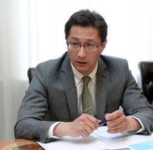 Экс-глава ГРС Дастан Догоев. Архивное фото