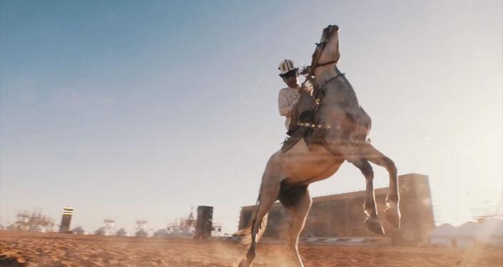 В марте в Саудовской Аравии прошел этнофестиваль кочевников, в котором участвовало около 2 тысяч кыргызстанцев.