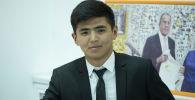 Ютубер Талант Сагынбаев
