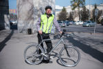 Путешественник Йоханнес Чудоба переехавший из Вены в Бишкек
