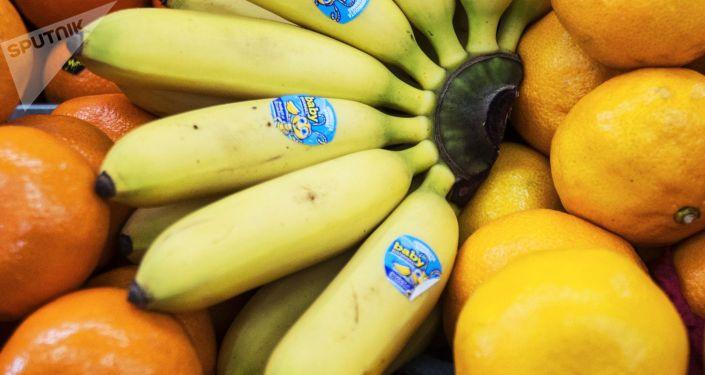 Бананы. Архивное фото