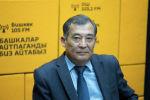 Президент Кыргызской ассоциации страховщиков Сабырбек Молдокулов