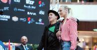 Один из фанатов чемпионки UFC Валентины Шевченко расплакался после селфи с кумиром. Архивное фото