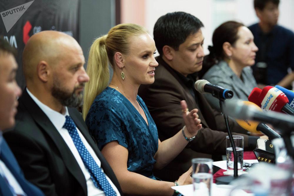 Валентина Шевченко учурда эң башкы максаты чемпиондук курун коргоо экендигин белгиледи