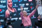 Чемпионка UFC Валентина Шевченко. Архивное фото