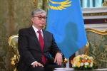 Президент Казахстана Касым-Жомарт Токаев. Архивное фото