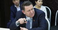 Бишкек шаардык кеңешинин депутаты Павел Десятников. Архивдик сүрөт