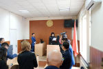 Суд над пятью милиционерам, обвиняемым в допущении убийства Бурулай Турдали кызы