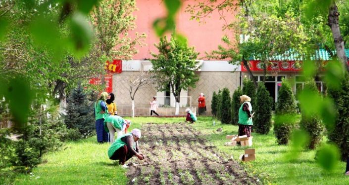 В Оше проверили подготовку объектов к международным мероприятиям по Программе Ош - культурный центр Тюркского мира