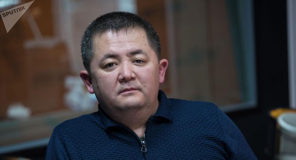 Уроженец Кыргызстана Токтобек Акматов