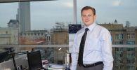 Советник отдела налоговой политики департамента финансовой политики Евразийской экономической комиссии (ЕЭК) Дмитрий Бобрышев. Архивное фото
