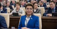 Өлкө сенатынын төрайымы Дарига Назарбаева. Архивдик сүрөт