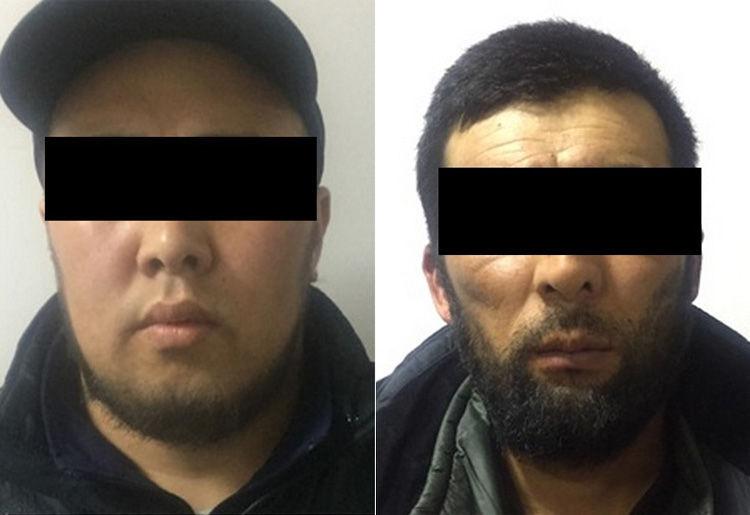 Задержаны двое подозреваемых в причастности к смертельному избиению двоих мужчин