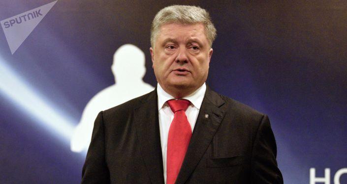 Кандидат в президенты Украины Петр Порошенко. Архивное фото