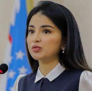 Старшая дочь главы Узбекистана Шавката Мирзиёева Саида