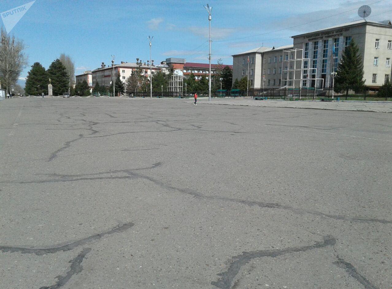 Ситуация в местах были запланированы митинги