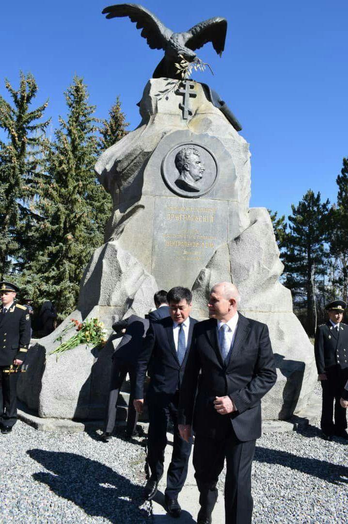 В Караколе прошли мероприятия, посвященные 180-летию со дня рождения ученого и путешественника Николая Пржевальского