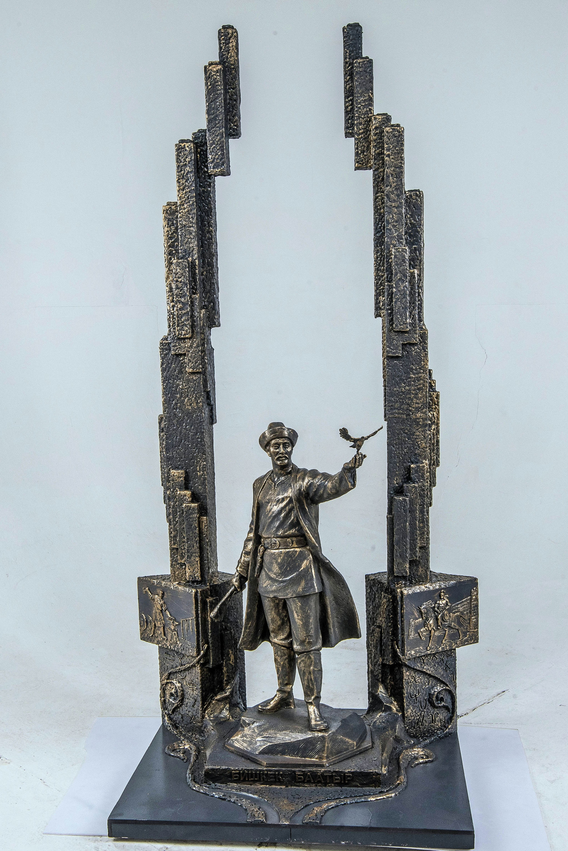 Работа скульптора Марлена Бакачиева