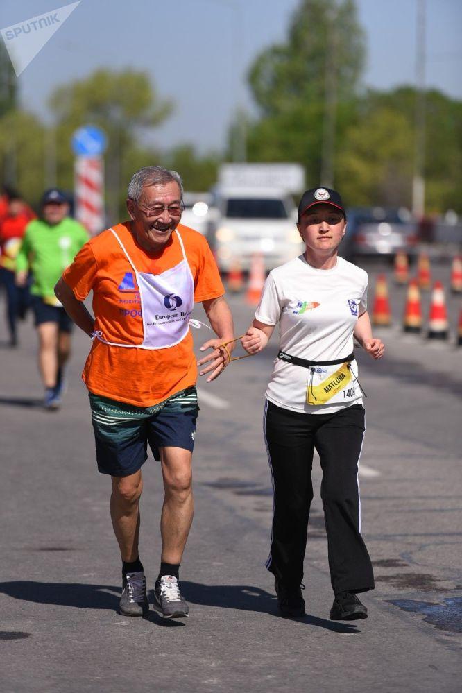 Большинство бегунов — не профессионалы, а любители