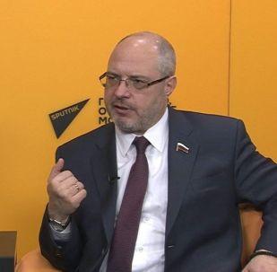 Председатель Комитета Госдумы по развитию гражданского общества, вопросам общественных и религиозных объединений Сергей Гаврилов