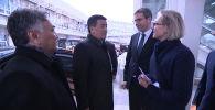 Кыргызстандын президенти Германияга расмий сапары менен келди.