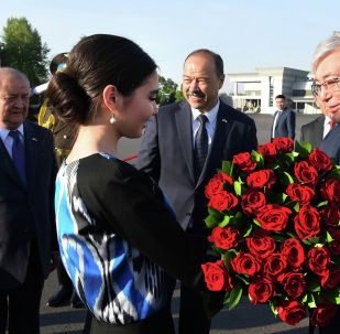 Президент Казахстана Касым-Жомарт Токаев прибыл в Узбекистан с государственным визитом