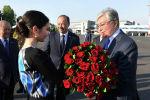 Казакстан президенти Касым-Жомарт Токаев Өзбекстанга мамлекеттик сапар менен барды.