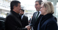 Президент Сооронбай Жээнбеков 14-апрелде эки күндүк расмий сапар менен Германияга учуп кетти.