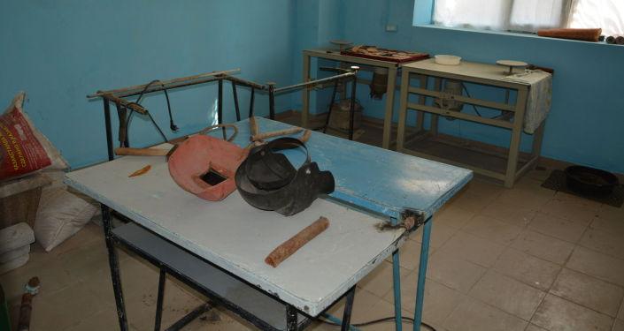 Председатель ГСИН Мелис Турганбаев посетил закрытые учреждения ведомства, расположенные в восточной зоне Чуйской области