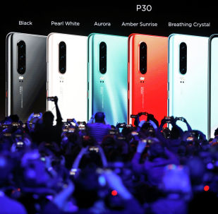 Презентация Huawei P30 и P30 Pro