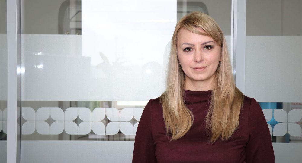 Главный специалист управления кредитования одного из банков республики Оксана Лысенко