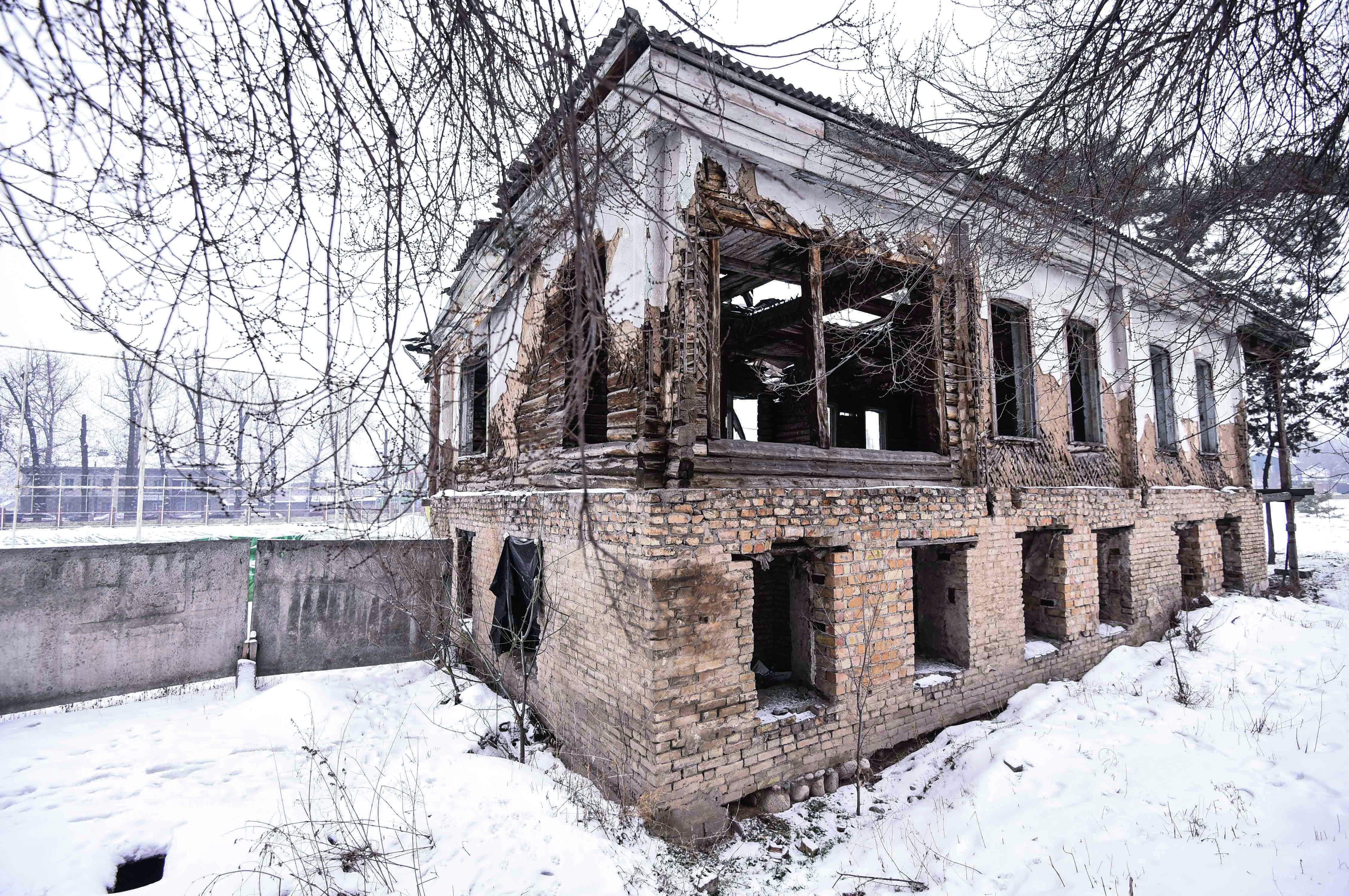 Дом является архитектурным памятником XIX века и состоит на балансе Министерства культуры, информации и туризма.