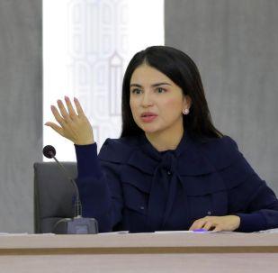 Старшая дочь президента Узбекистана Саида Мирзиёева