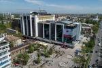 Вид на центральный универмаг Айчурек Бишкека. Архивное фото