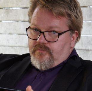 Доктор общественно-политических наук, правозащитник, доцент Хельсинкского университета Йохан Бекман. Архивное фото