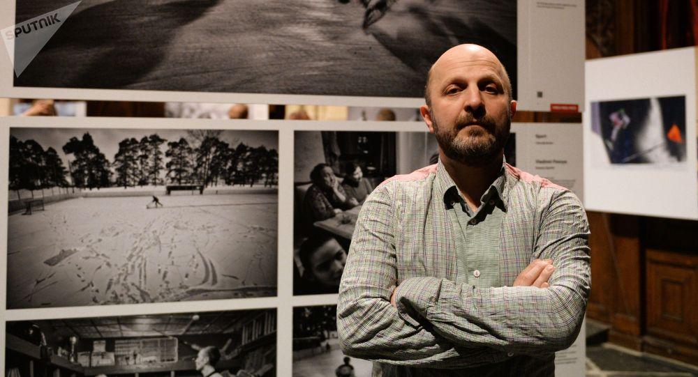 Специальный фотокорреспондент МИА Россия сегодня Владимир Песня. Архивное фото